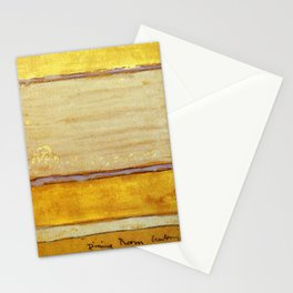 Colour Scheme For The Dining Room Of Aubrey House By James Mcneill Whistler | Reproduction Stationery Cards