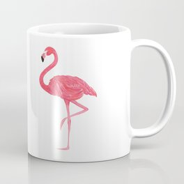 Flamingo fuchsia flap Coffee Mug
