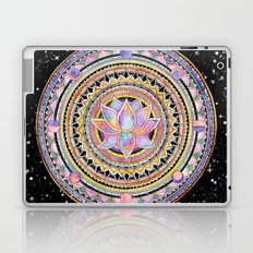 Space Lotus Laptop & iPad Skin