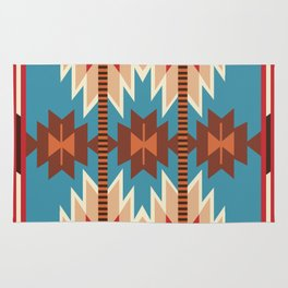 American Native Pattern No. 172 Rug