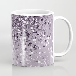 Sparkling Lavender Lady Glitter #2 #shiny #decor #art #society6 Coffee Mug