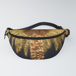 Palmetto Lights Fanny Pack