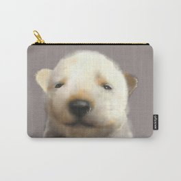 Jindo puppy runny nose Carry-All Pouch