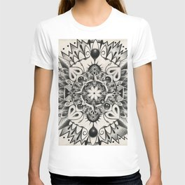 Mandala Doodle T-shirt