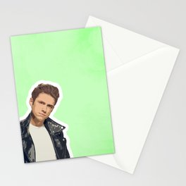 Aaron Tveit Stationery Cards