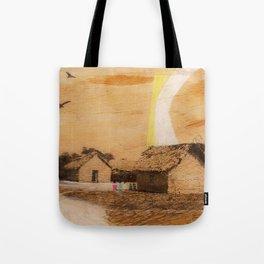 """each village"" Tote Bag"