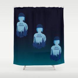 LiS Chloe Shower Curtain