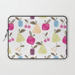 Funny cartoon Fruits Laptop Sleeve