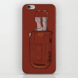 Rey's Speeder iPhone Skin