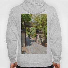 Entrance gate of the Japanese garden Hoody