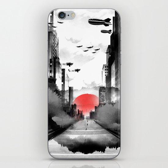Still Rising iPhone & iPod Skin