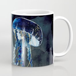 Metallic Ocean III Coffee Mug