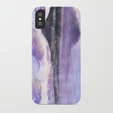 Mount Fuji iPhone X Slim Case