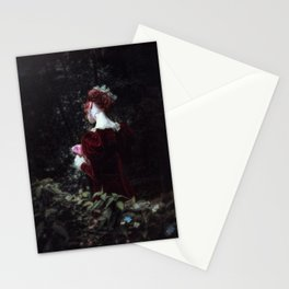 Hiding Away Stationery Cards