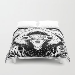 Spirits of the West Duvet Cover