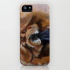 Chow dog portrait Slim Case iPhone (5, 5s)