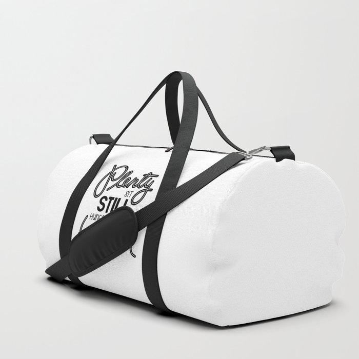 Plenty Wanderer Duffle Bag