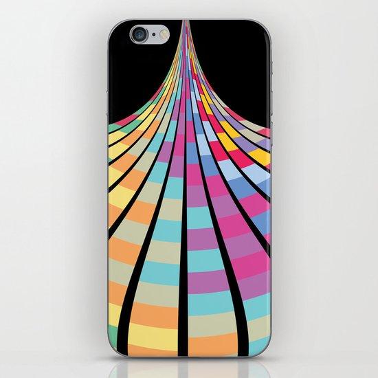 Space Walk #4 iPhone & iPod Skin