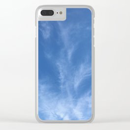 Melbourne Sky Fireworks 1/7/2017 14:28:00 Yering VIC Clear iPhone Case
