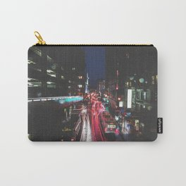 Just once, Just one I would like to see your rain ruin my parade.  Carry-All Pouch