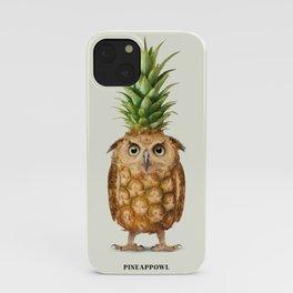Pineappowl iPhone Case