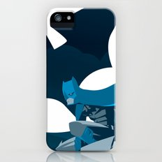 Knight Over Gotham iPhone (5, 5s) Slim Case