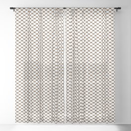 Monarch Butterfly   Vintage Butterfly   Sheer Curtain
