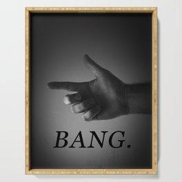 BANG. Serving Tray