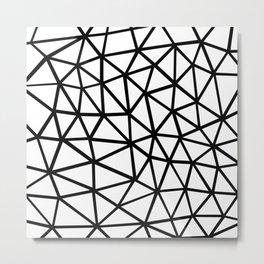 Seg Zoom 2B Metal Print