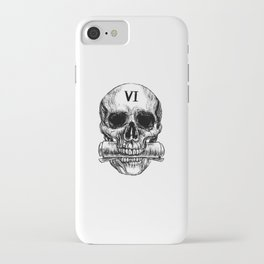 Six for the Truth. Gideon the Ninth iPhone Case