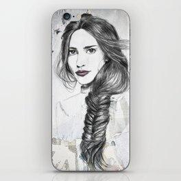 Lizzie iPhone Skin