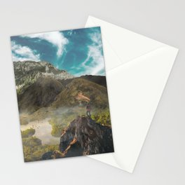 Colombian Paradise Stationery Cards