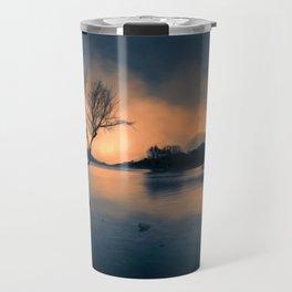 Lone Tree Snowdonia Travel Mug