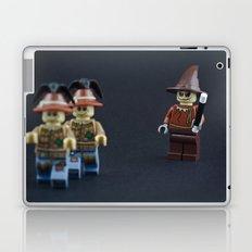 Go forth my minions Laptop & iPad Skin