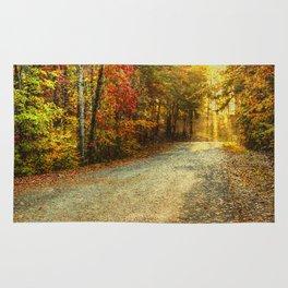 Autumns Path Rug
