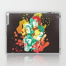 Pink Floyd Tribute (Alternate Version) Laptop & iPad Skin