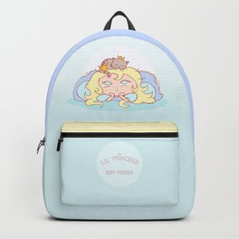 Lil' Princess Best Friends Backpack