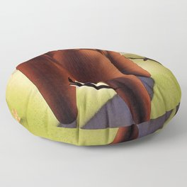 Porretta Terme Floor Pillow