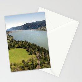 Columbia River Gorge Washington Stationery Cards