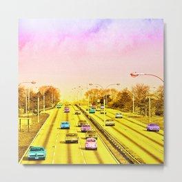 All American freeway Metal Print