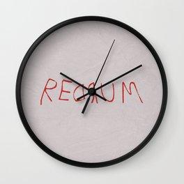 The Shining 02 Wall Clock