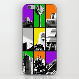 Windows on Wellington iPhone Skin