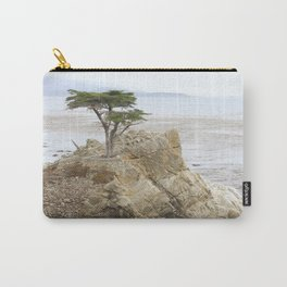 Lone Cypress  Of Monterey Carry-All Pouch