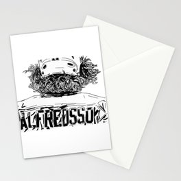 Alfredsson 2 Stationery Cards