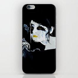Dark Cupid iPhone Skin
