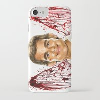 dexter iPhone & iPod Cases featuring Dexter by Giampaolo Casarini