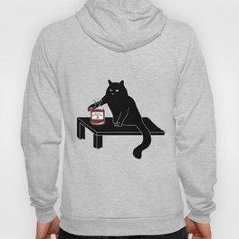 BlackPink Cat - Beaker Breaker Hoody