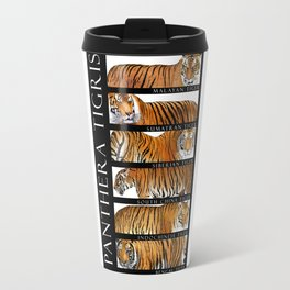 Tiger of Asia Travel Mug