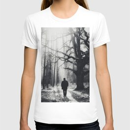 The past is now T-shirt