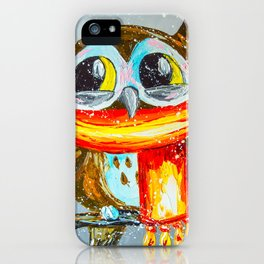 OOH... SO COLD ! iPhone Case
